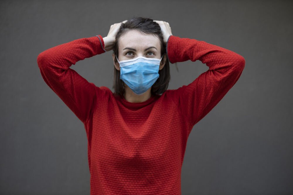What's worse? The pandemic or the politics that surround it?