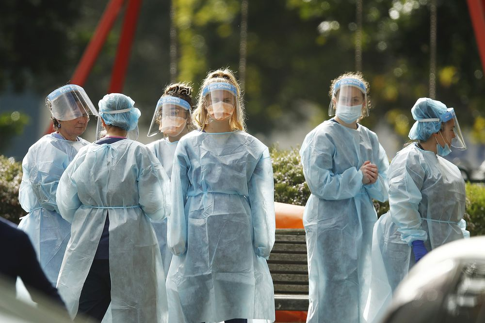 Melbourne lockdown: It's time we move infected people outside the home