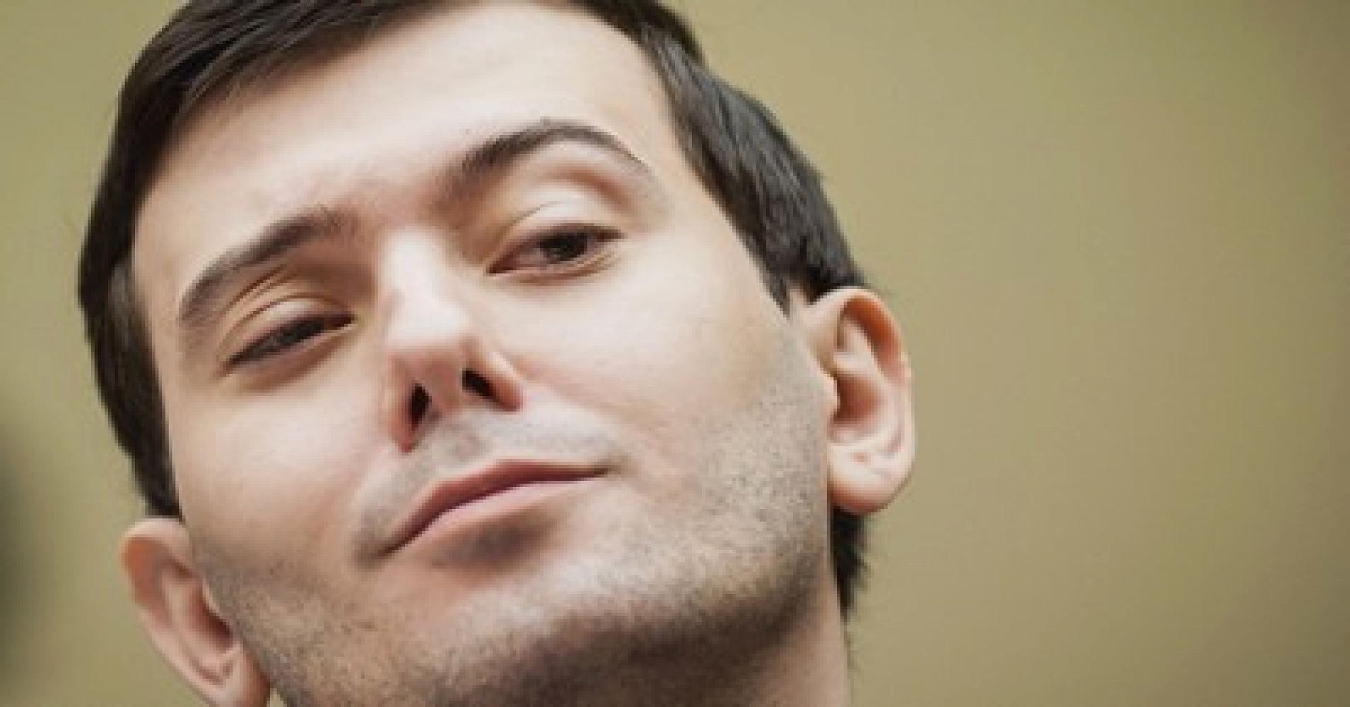 Shkreli going to jail over Hillary hair bounty is his final masterpiece