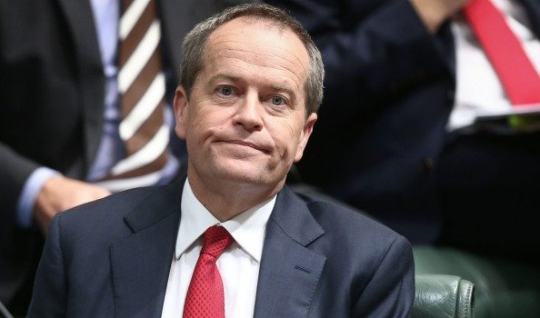 The Shorten long of it: Bill is in trouble