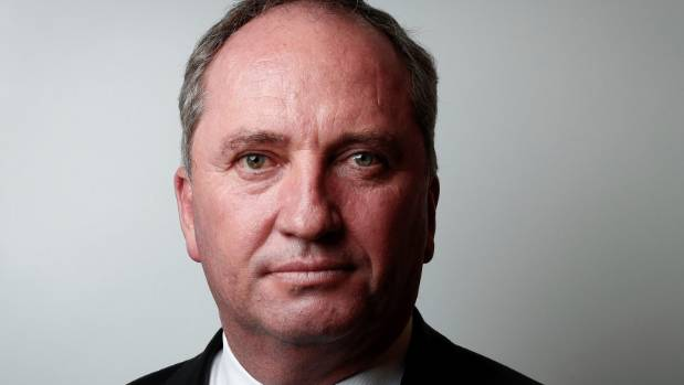 Barnaby's long game: Giving women the short end