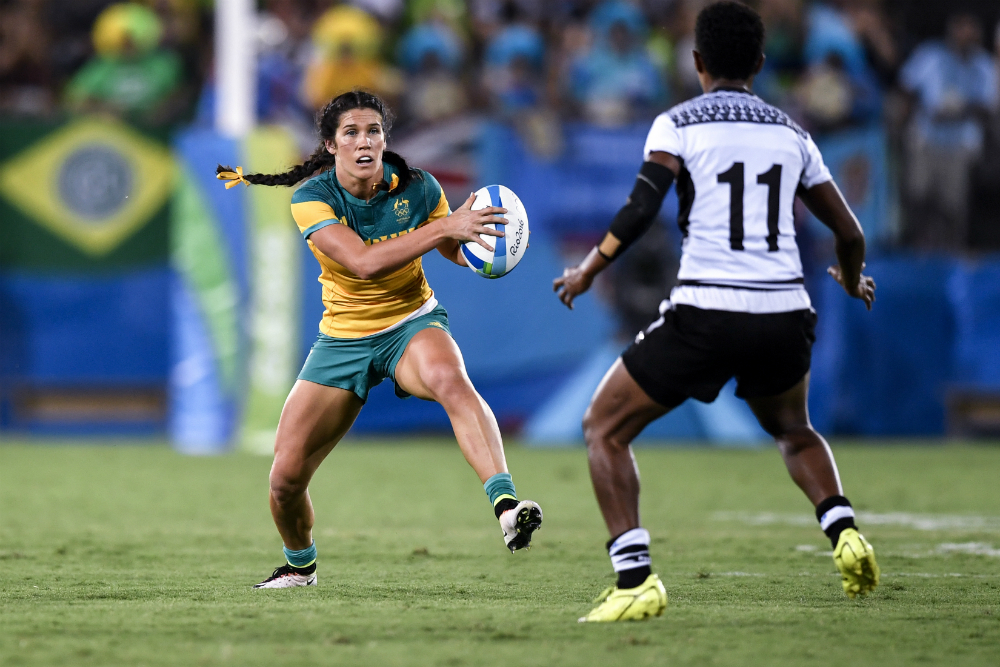 Charlotte Caslick: The Queen of Women's World Rugby Sevens