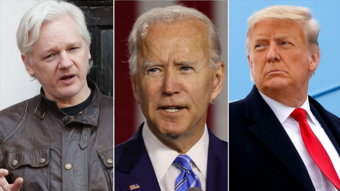 Just like Trump, Biden will pursue the extradition of Julian Assange