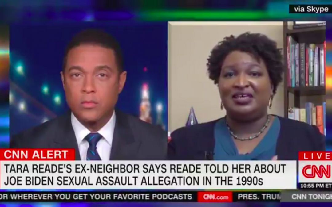 """""""I believe Joe Biden"""": The dismissal of his accuser is why survivors don't come forward"""