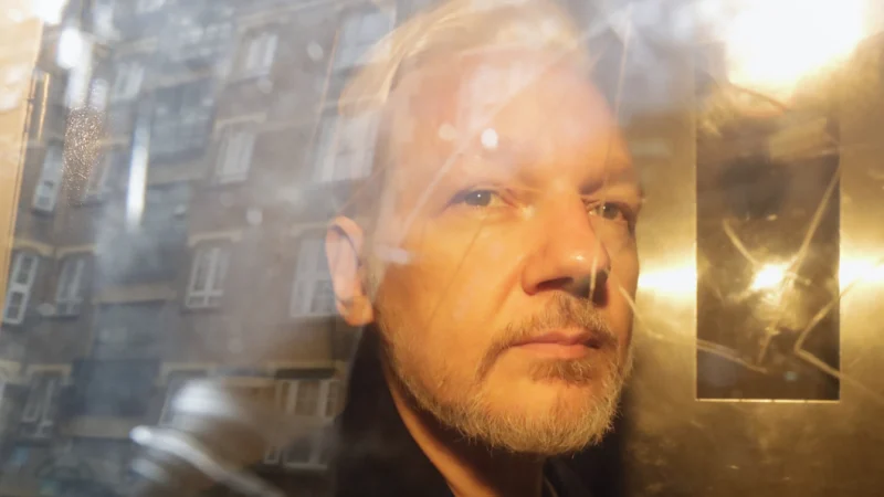 Assange's last court appearance taught us one thing