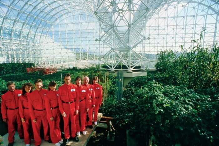 Biosphere 2: The experiment that accidentally gave birth to reality TV
