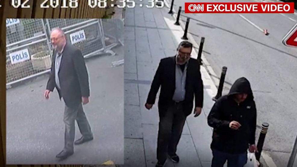 Wear a dead man's clothes, see the sights: Being Khashoggi's body double