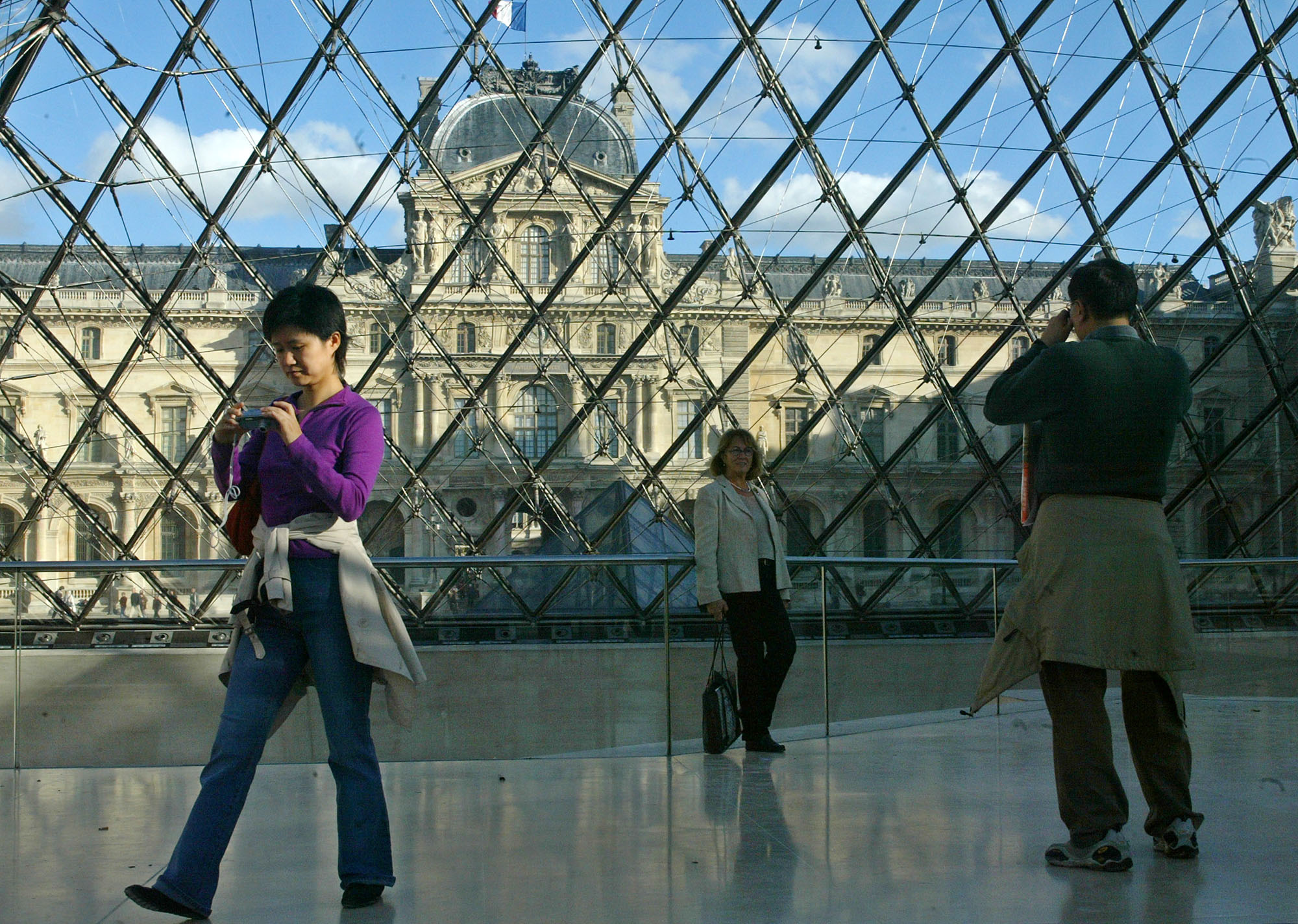 Choose your own adventure: Paris in a day
