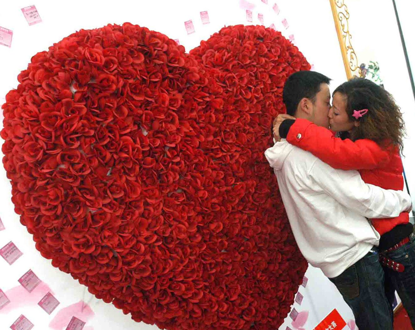 What is love? Not much to do with Valentines day…