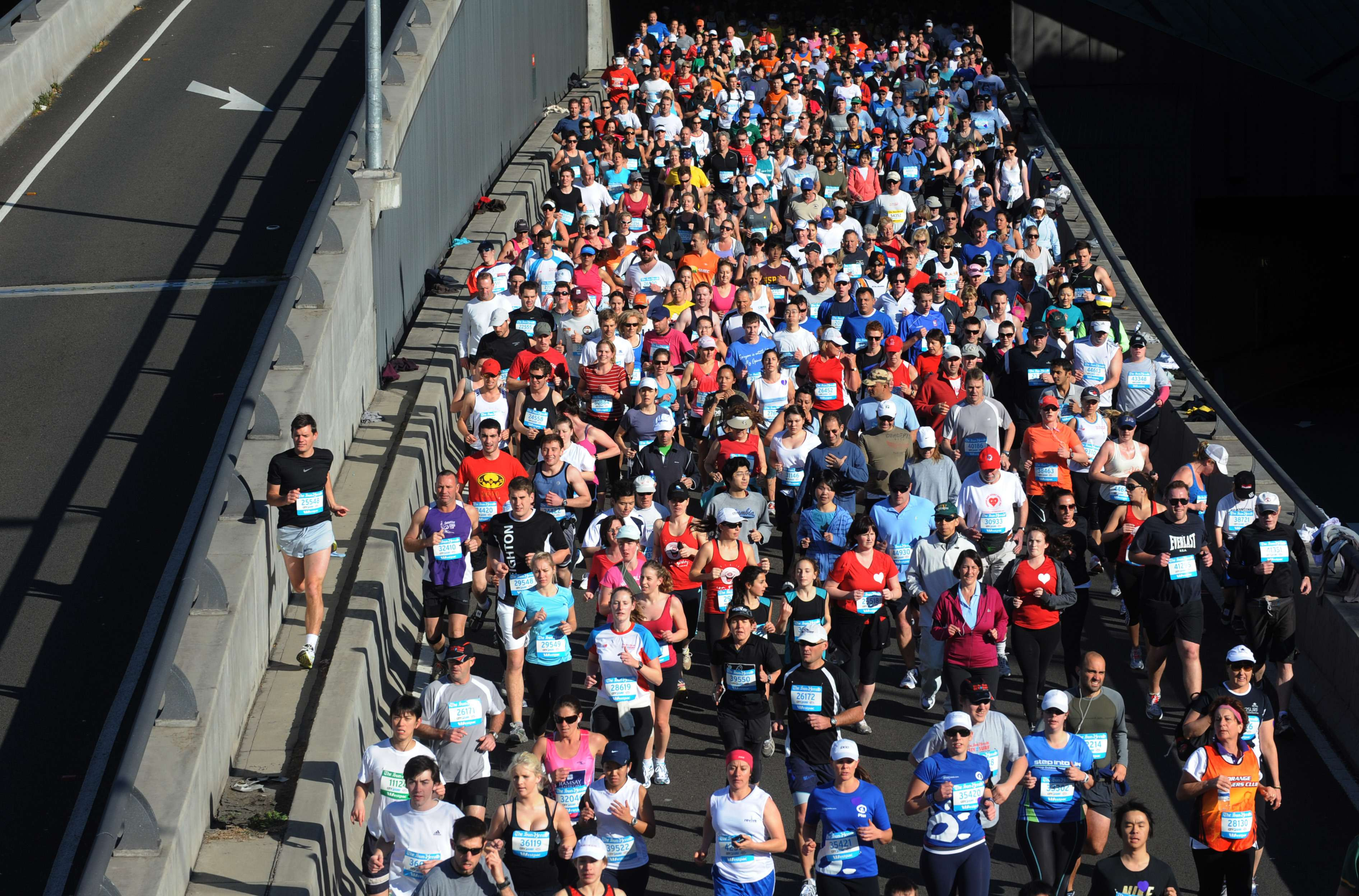S&M: City 2 Surf – The business of running