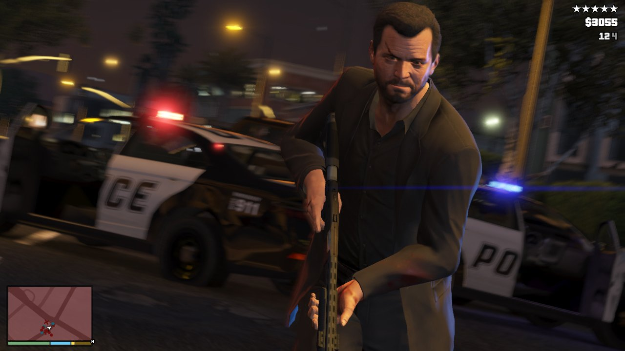 Get off your high horses – GTA V is here to stay