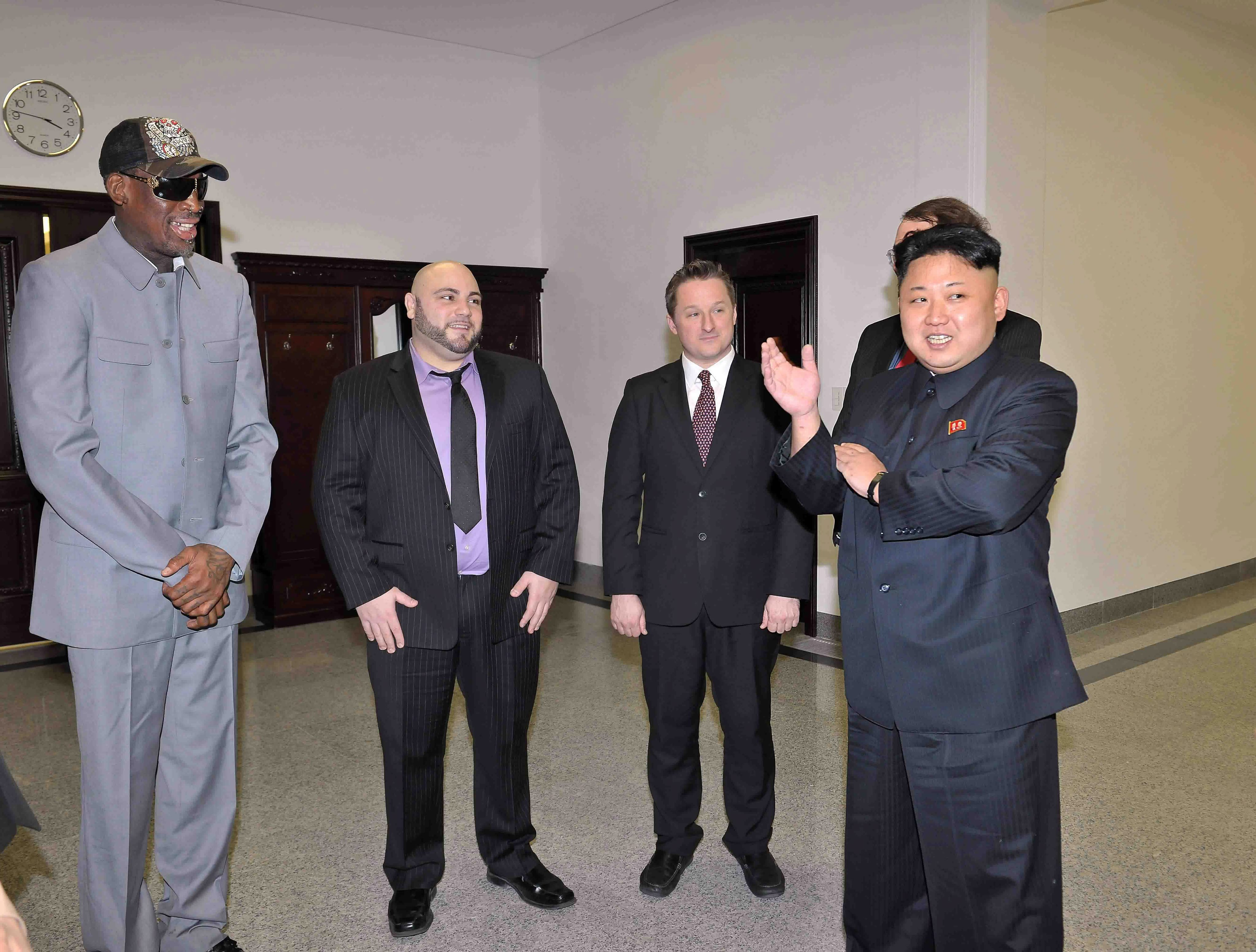 S&M: Weekend at Kim-Jong-Un's (with apologies to Bernie)