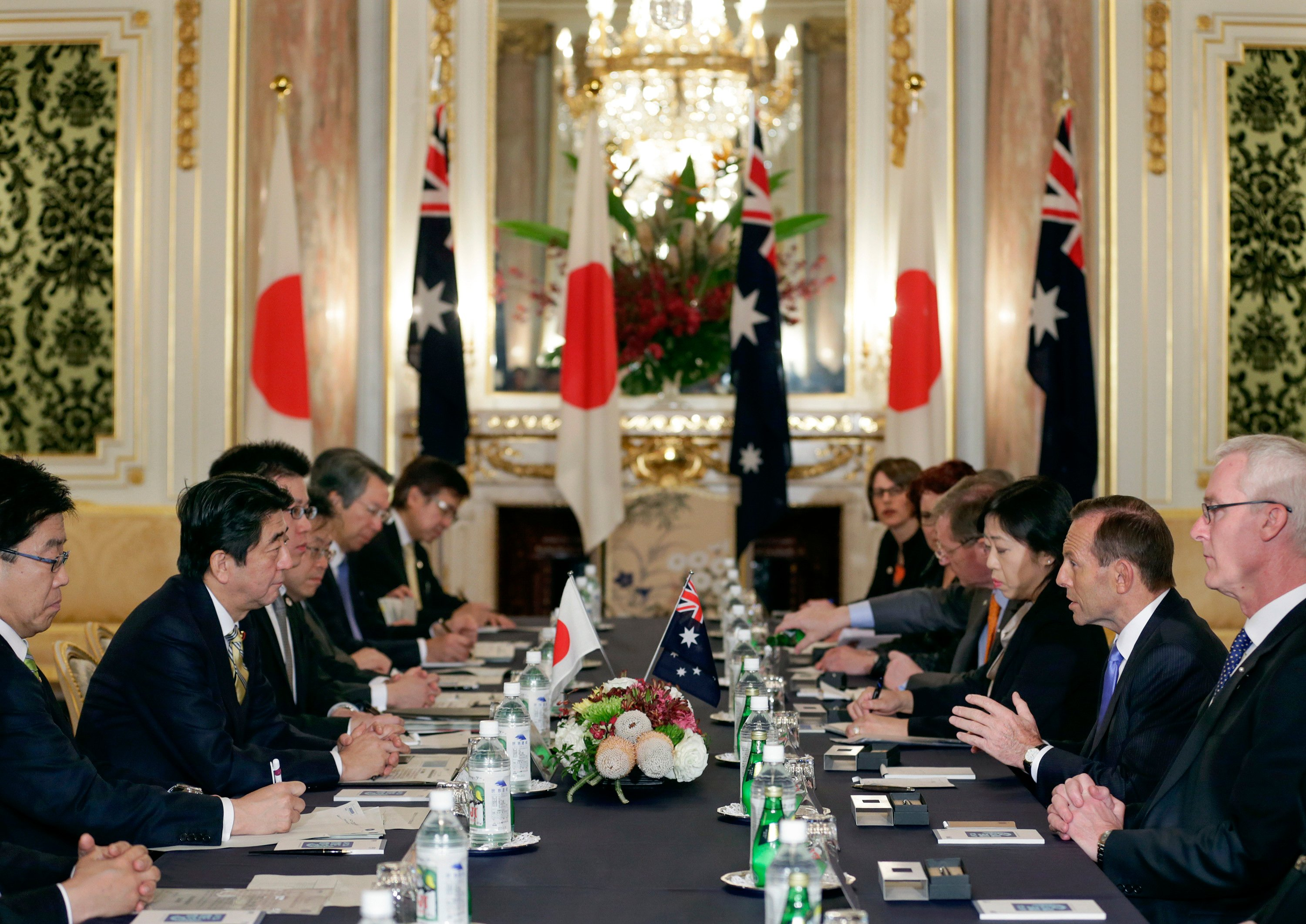 Smoke Signal: Australia and Japan make their BFF status official