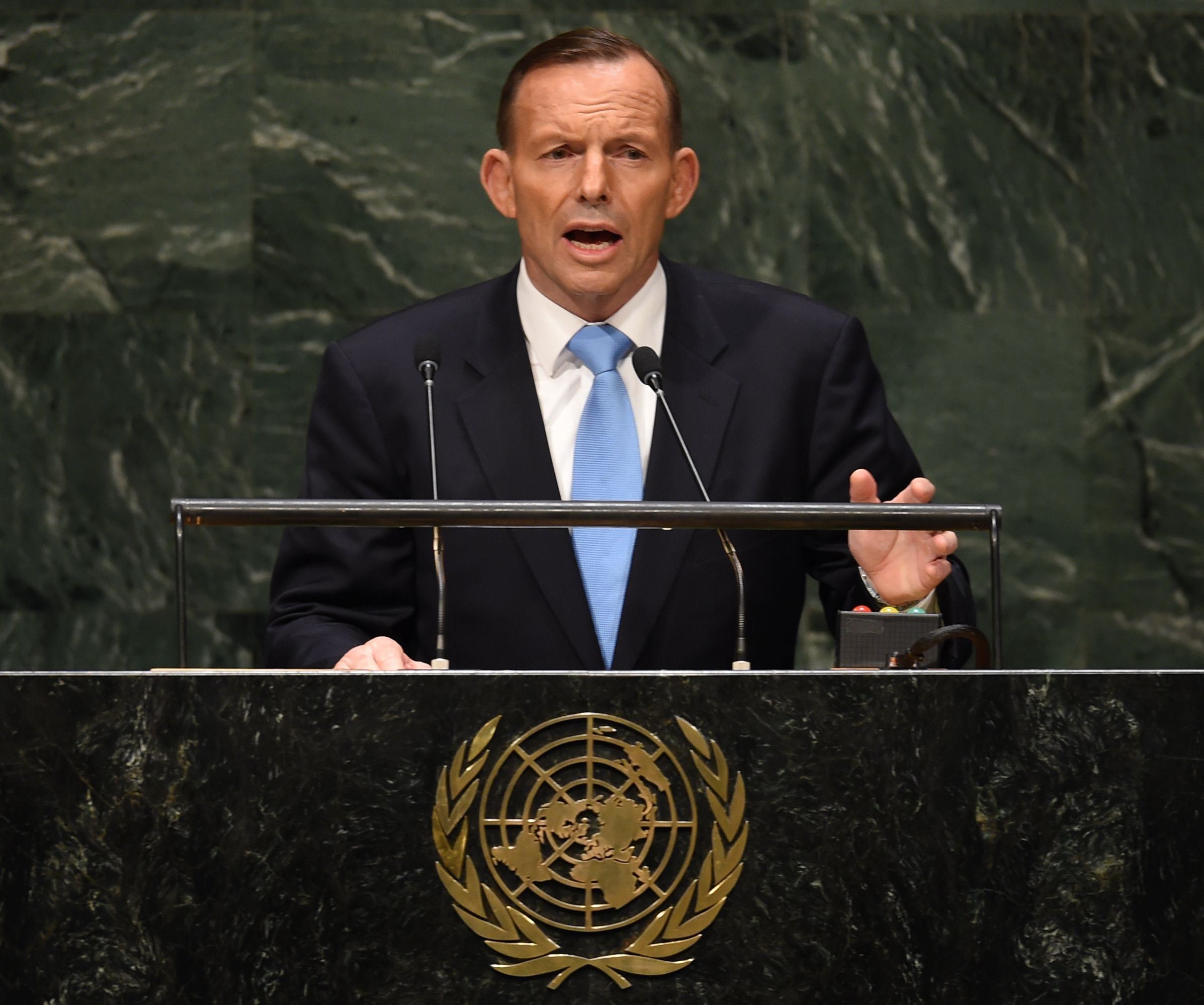 Civil Liberties: Mr Abbott, freedom is security