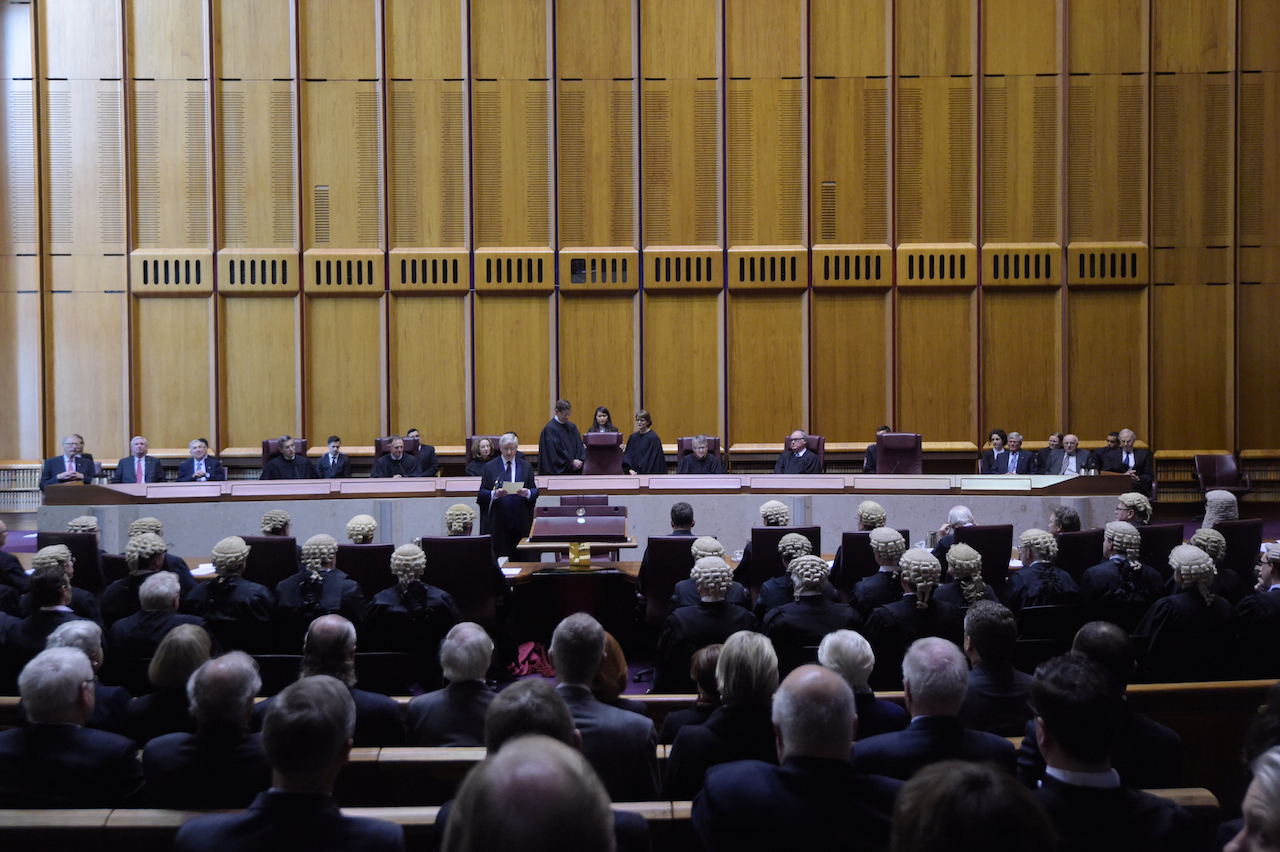 The court of public opinion: The High Court