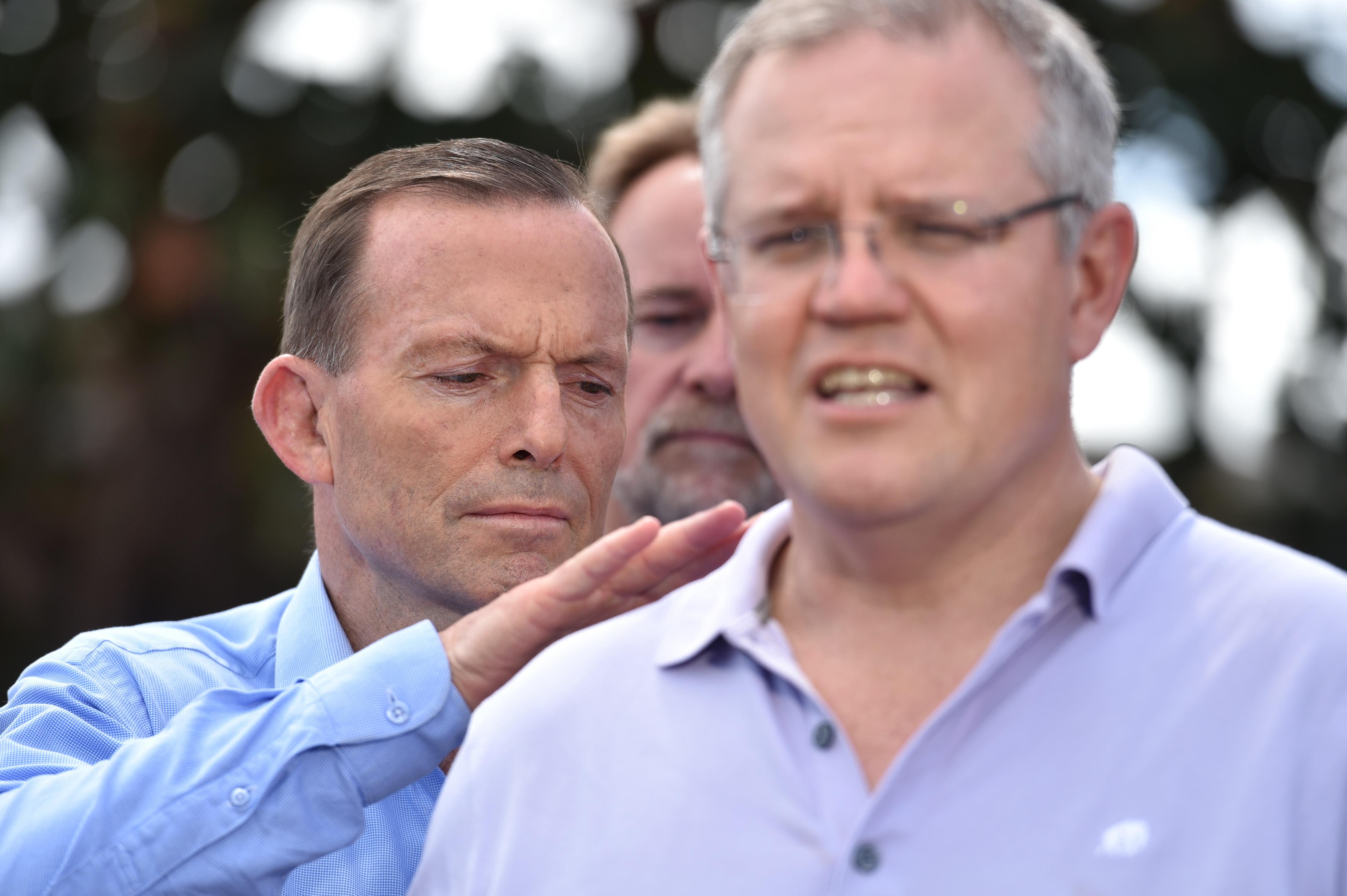 Abbott: A man without borders or station