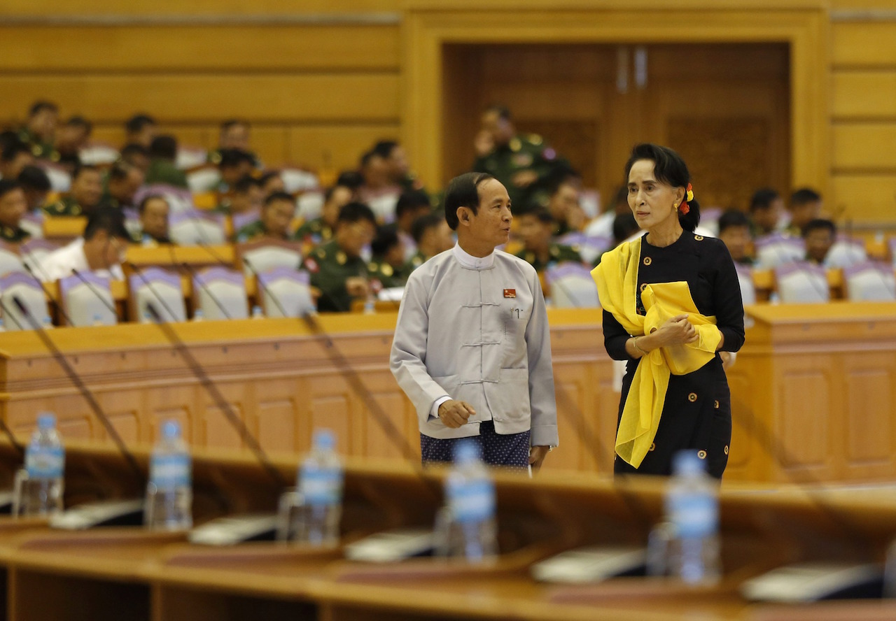 Myanmar: Why a democratic win doesn't mean democracy