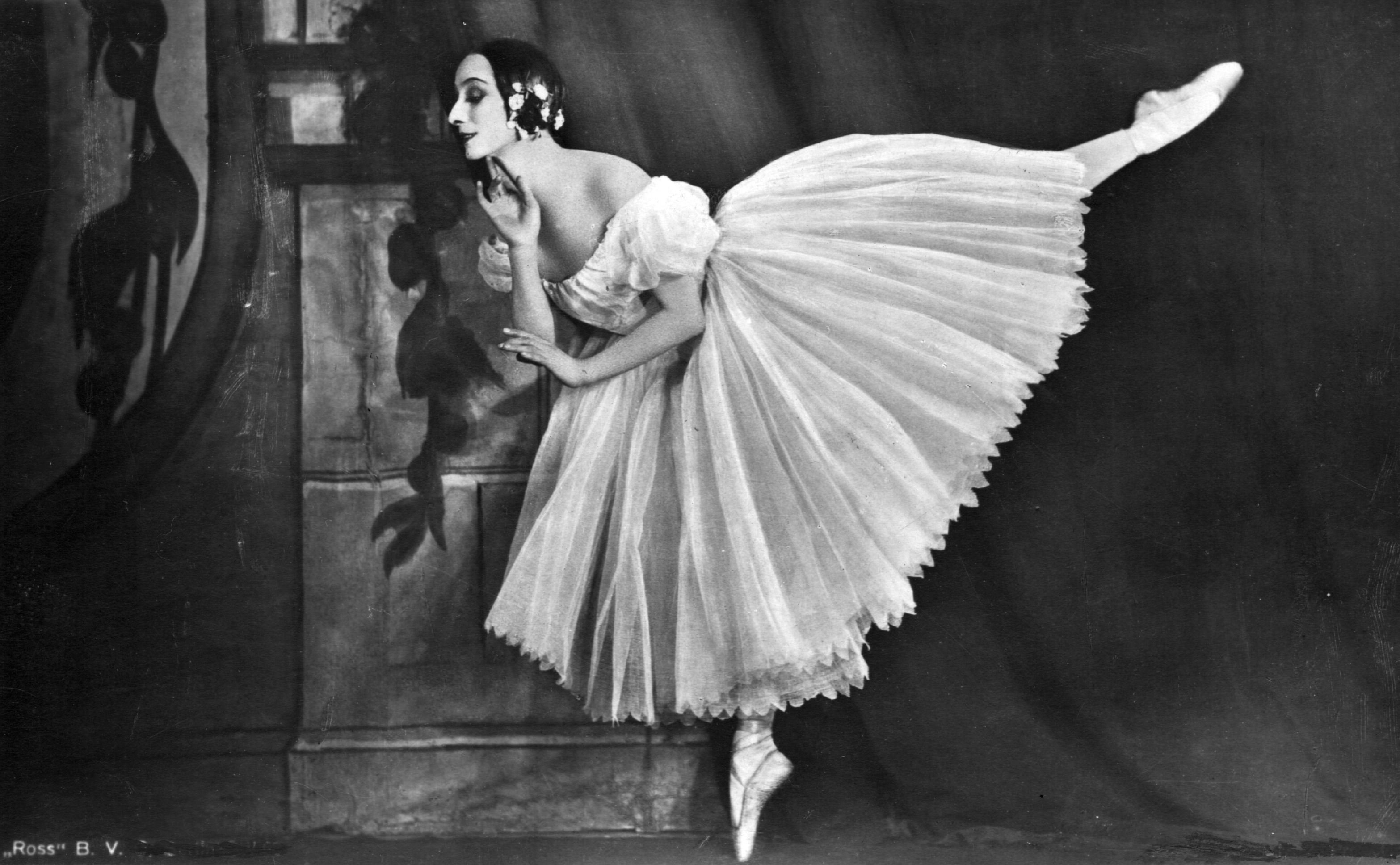Know who you're Googling: Anna Pavlova