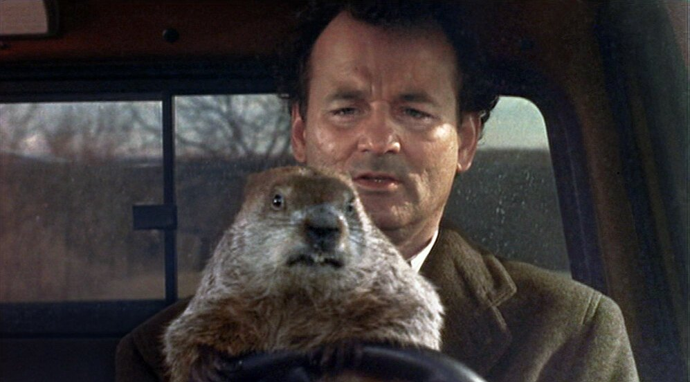 What 'Groundhog Day' taught me aboutlockdown