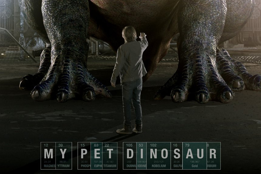 "Jurassic Park meets ET: Director Matt Drummond talks ""My Pet Dinosaur"""