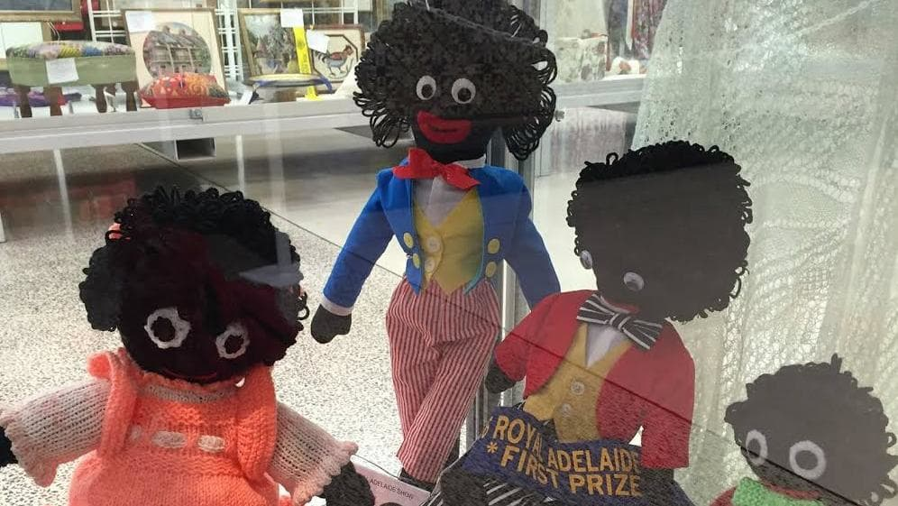 The golliwog furore is not 'a world gone mad', it's a world growing up