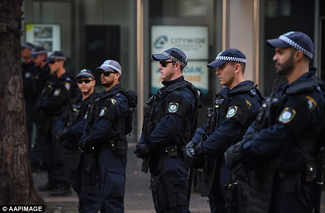 "Police debut squad that will solely track ""lone wolf"" terrorists"