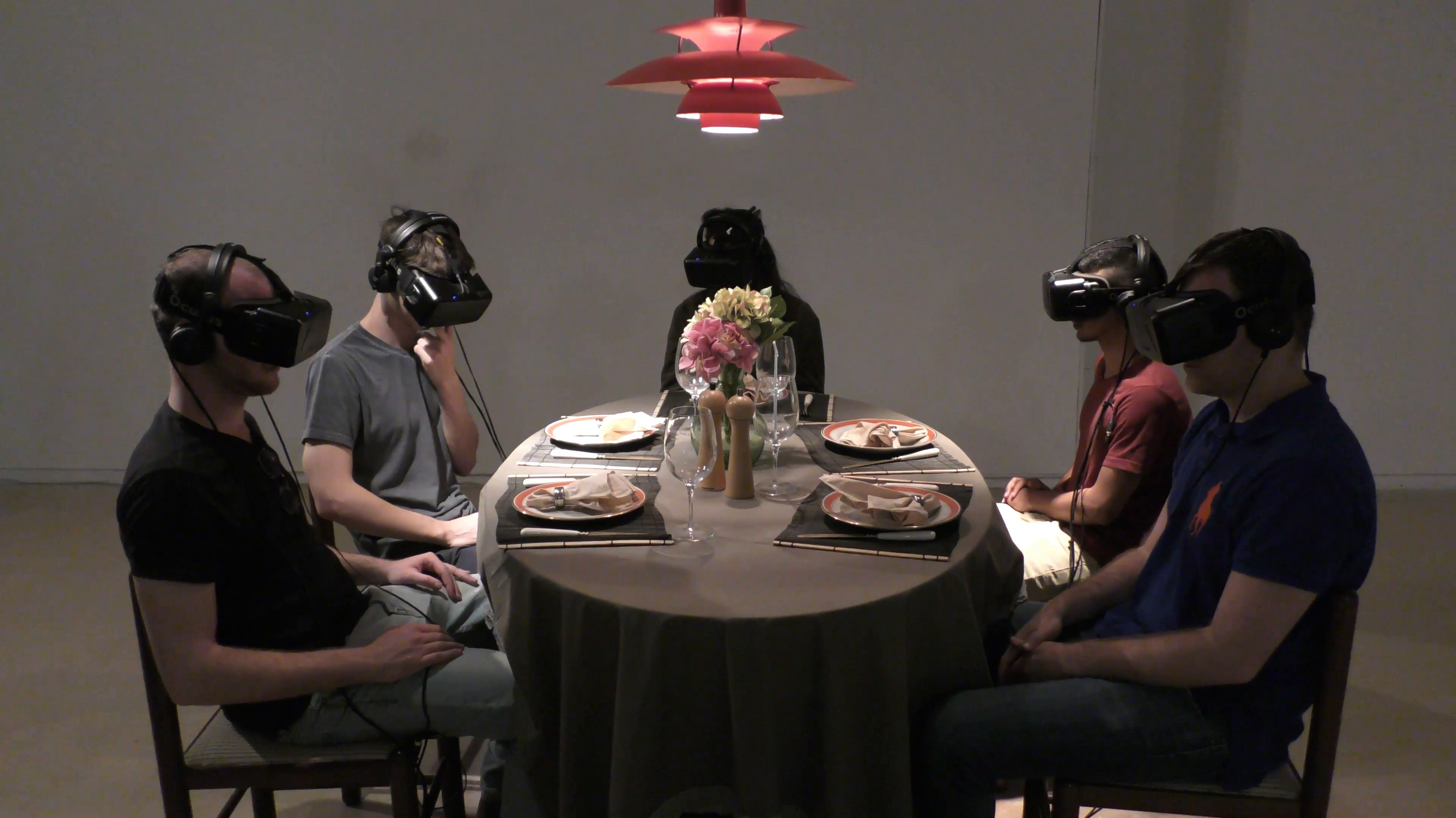 Facebook wants to solve impersonal conversations with VR