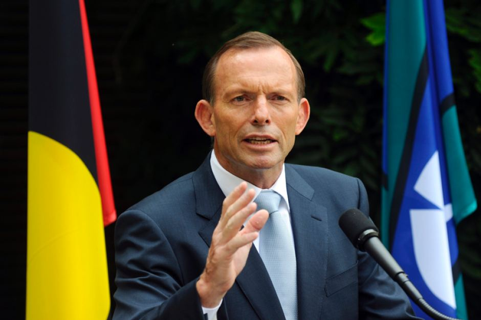 Abbott's return proves Indigenous matters don't matter