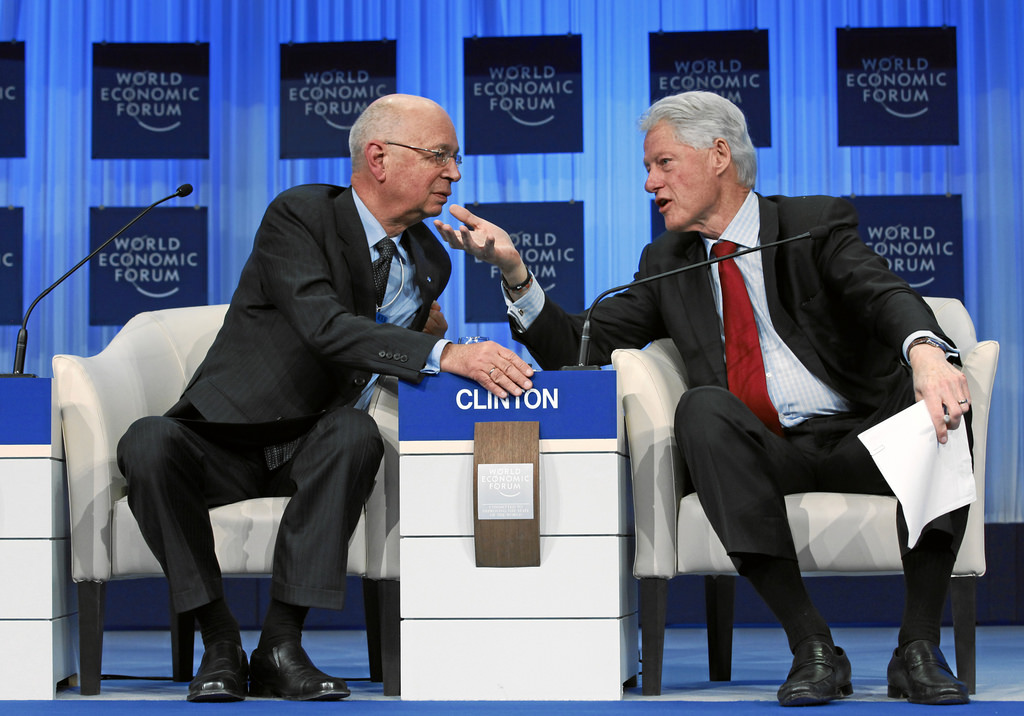 Klaus Schwab: The man who connects the dots