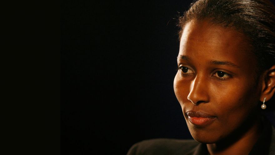 Ayaan Hirsi Ali: Scrutinise her views, don't silence them