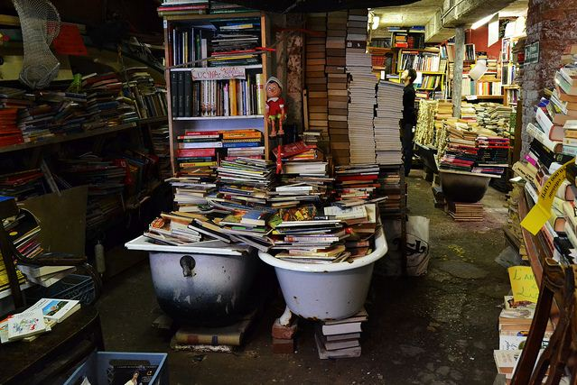 Book hoarding: A sign of wisdom as well as intelligence