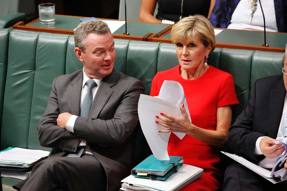 If Bishop and Pyne believe they're following the rules, we need to change the rules