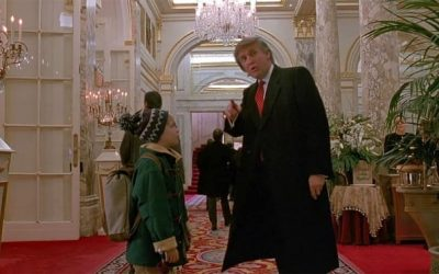 Macaulay sold on removing Trump's 'Home Alone 2' cameo