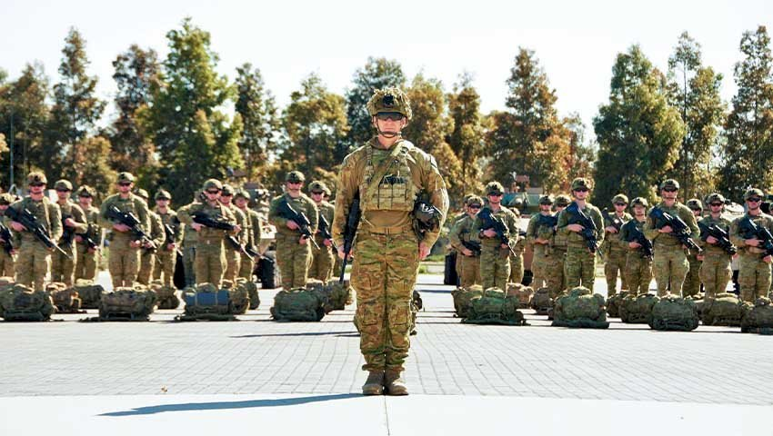What powers can the ADF exercise while maintaining quarantine?