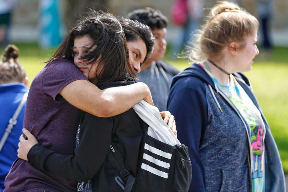 Governor blames doorways for Texas school shooting (and what else we know so far)