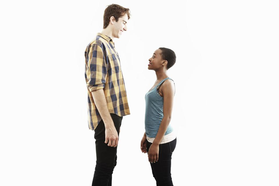 If you're tall, you're twice as likely to get COVID