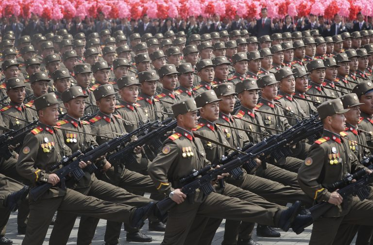 Guns for peace: Why Kim's sudden military exhibition might not be what it seems