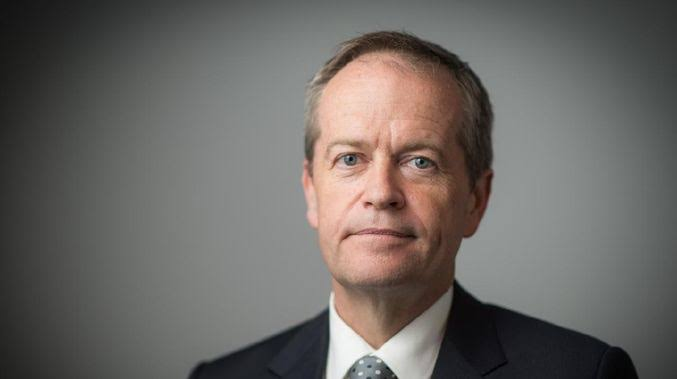 Backflip Bill: Shorten turns his back on refugees