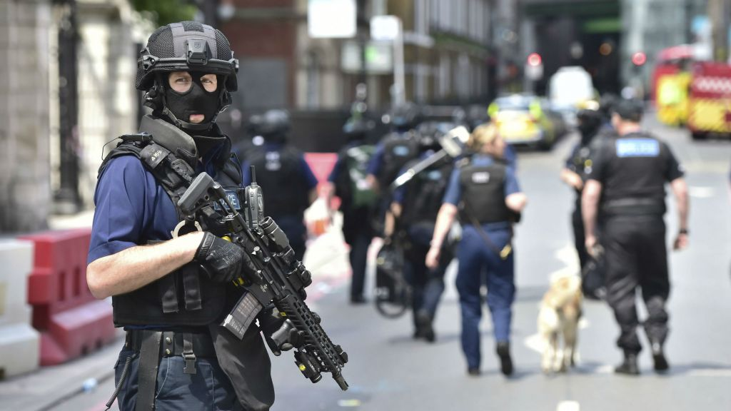 The London Terrorist attack, Donald Trump and Osama Bin Ladin's poodle