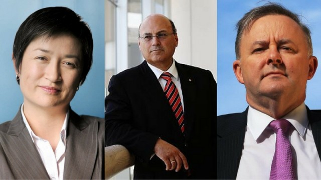 Christmas with our pollies: Anthony Albanese, Penny Wong and Arthur Sinodinos on how they spend Christmas