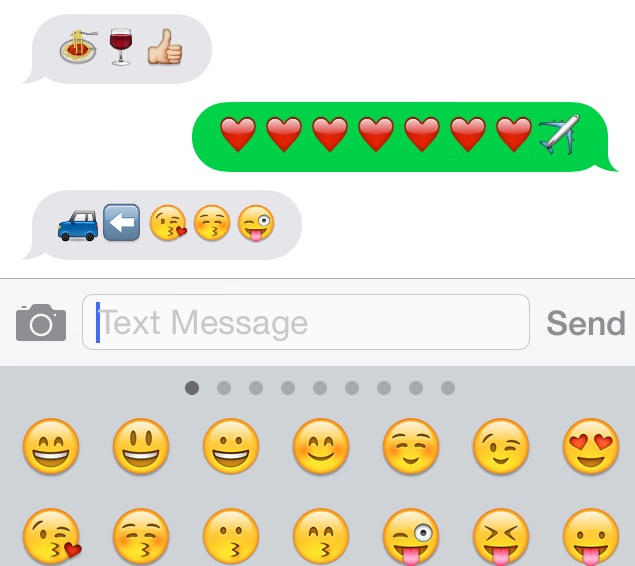 "The Emoji – For when ""I love you"" just doesn't cut it"