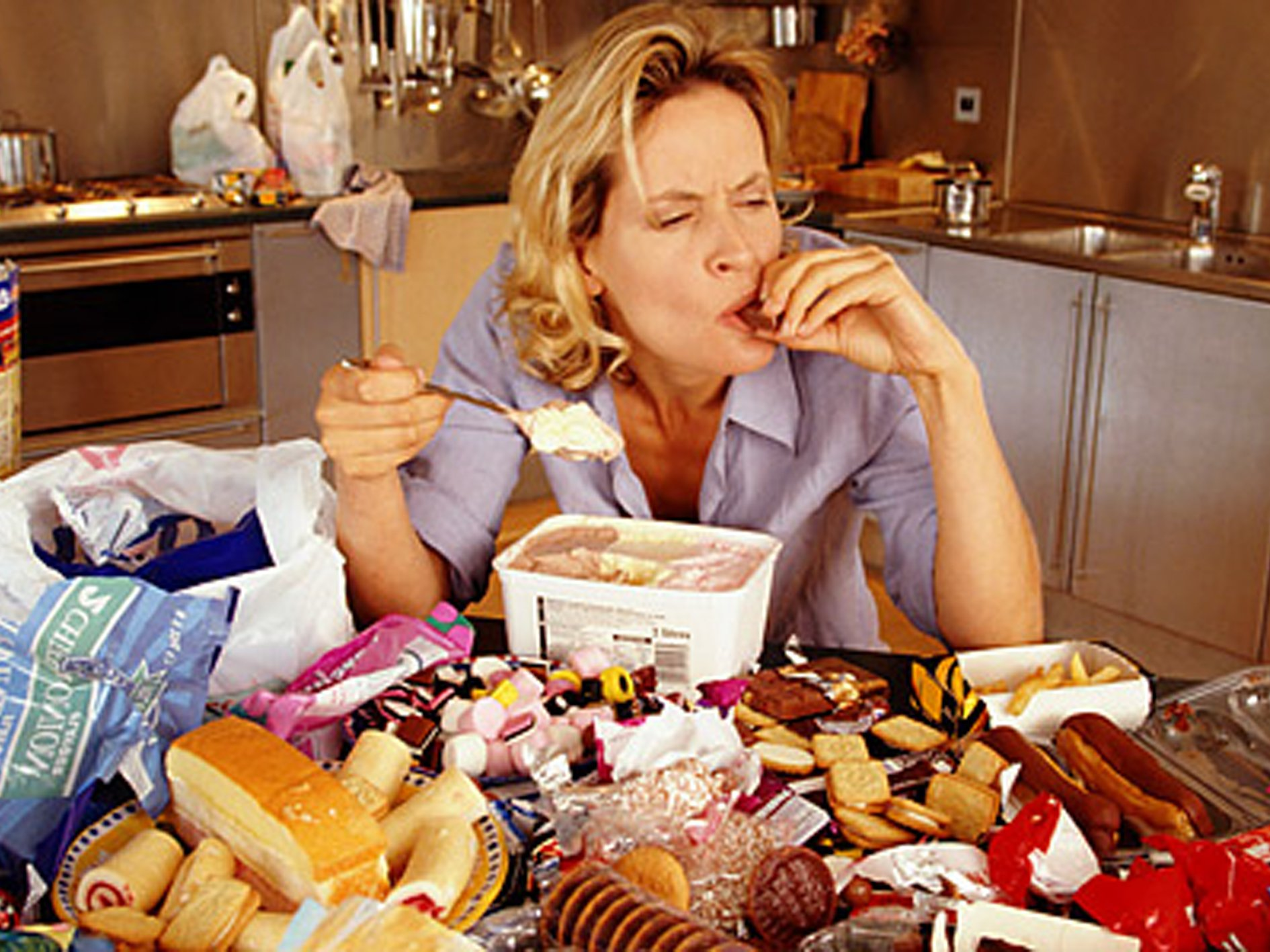 Food addiction: How to know if you're addicted