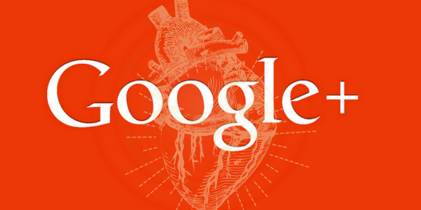 The death of Google+ …as i saw it.