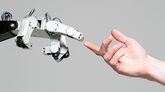 Automation Education: The future is in the hands of machines