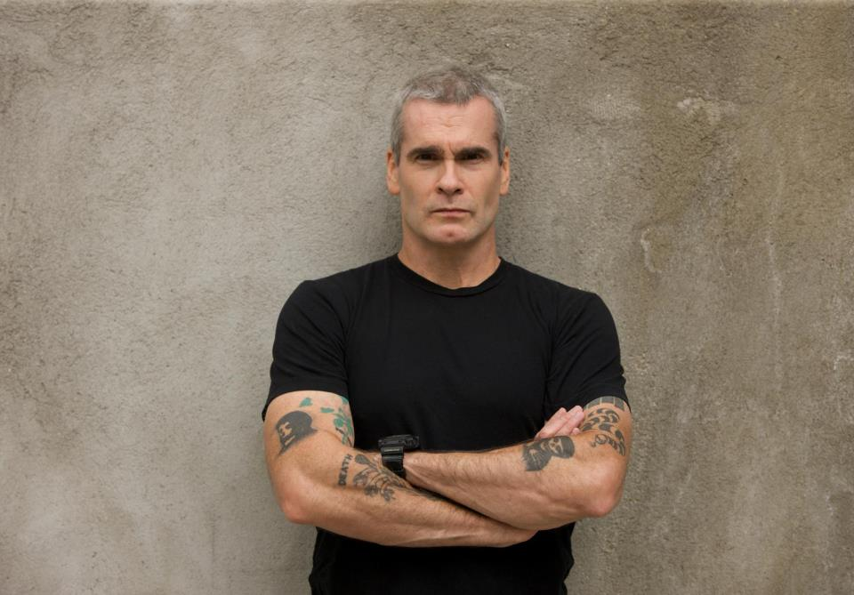The TBS Ten with…Henry Rollins