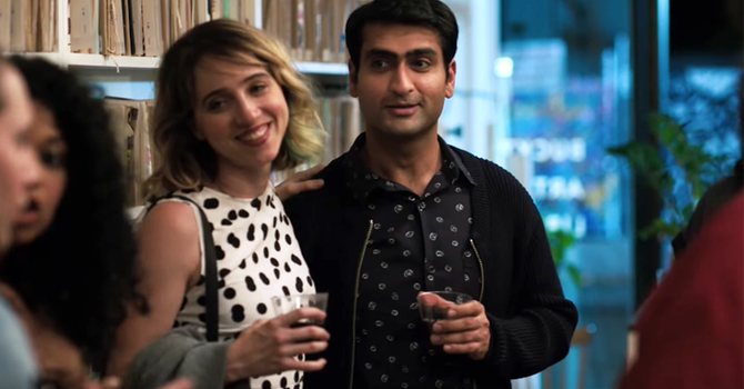 The Big Sick: The romcom big on heart, low on sentiment