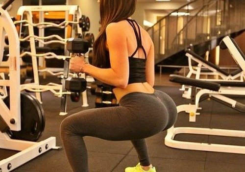 Six quick exercises to gain dat booty-ful butt