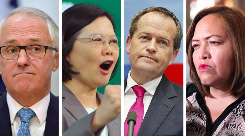 CAW: Shorten's jump, Malcolm's dip and Dutton's pratfall
