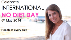 Internationl No Diet Day