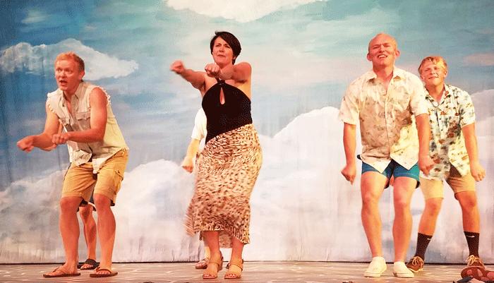 Community theatre production of Mamma Mia! becomes COVID hotspot
